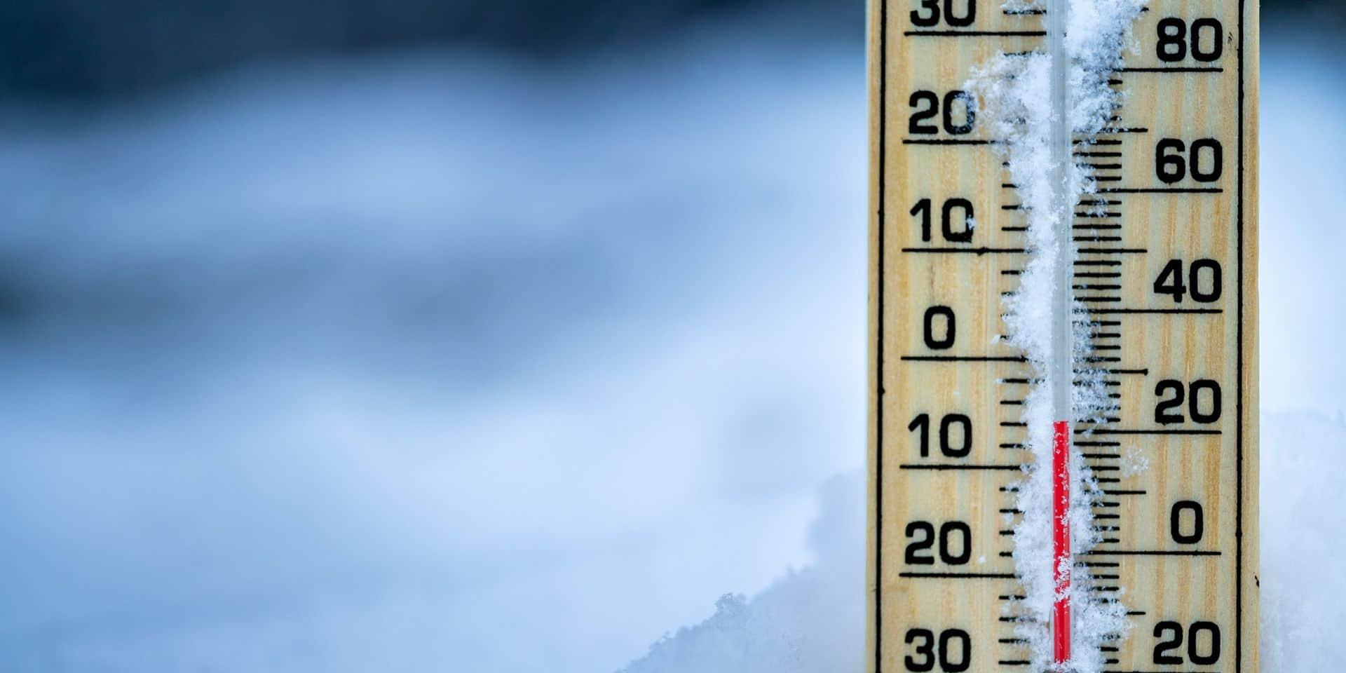 Avril 2021, le plus froid depuis 35 ans: 7,3 degrés en moyenne