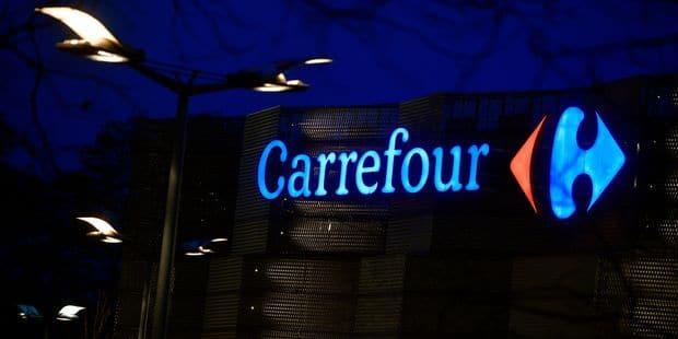 Carrefour signe deux accords sur le plan social et le plan de départs volontaires - La Libre