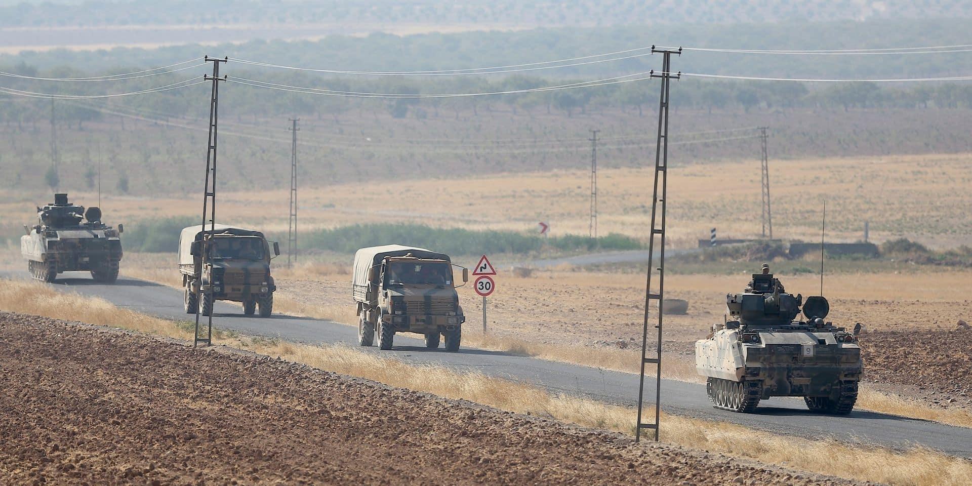 Au nord de la Syrie, la Turquie cache ce que sont ses véritables objectifs