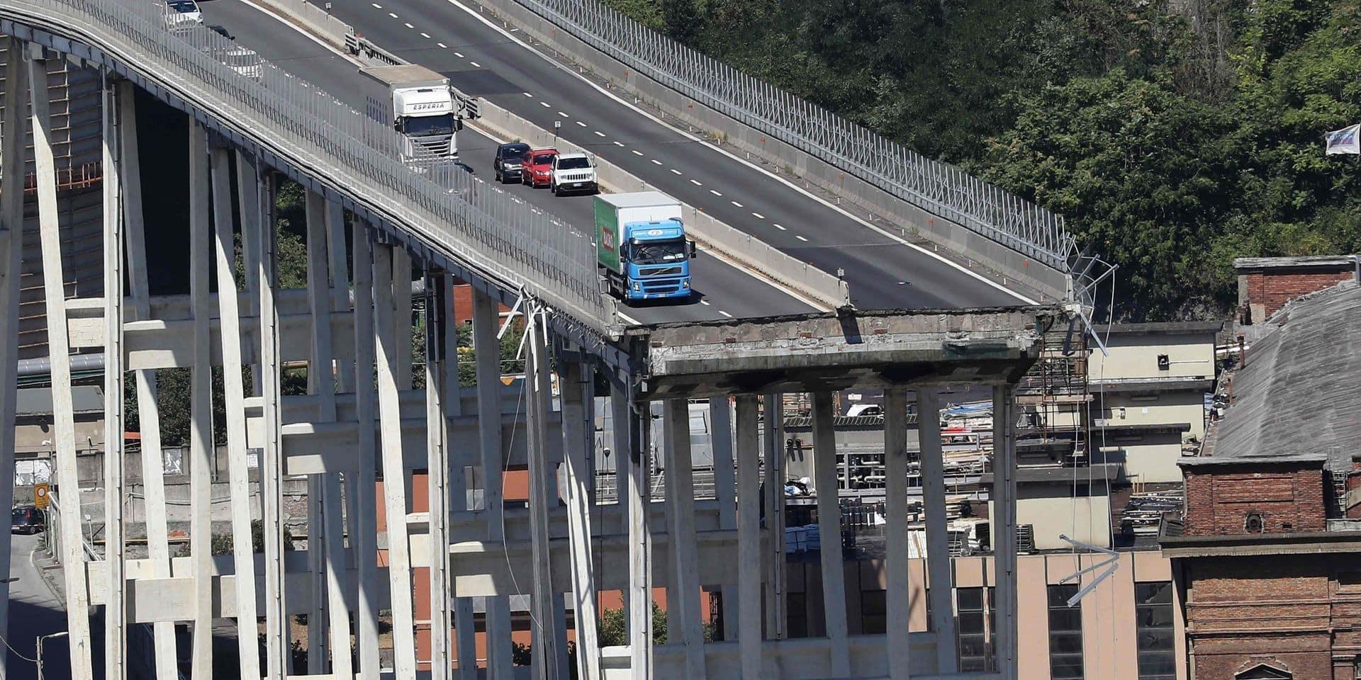 Contrôles défaillants, négligences... : le parquet boucle une enquête accablante pour le concessionnaire du pont de Gênes