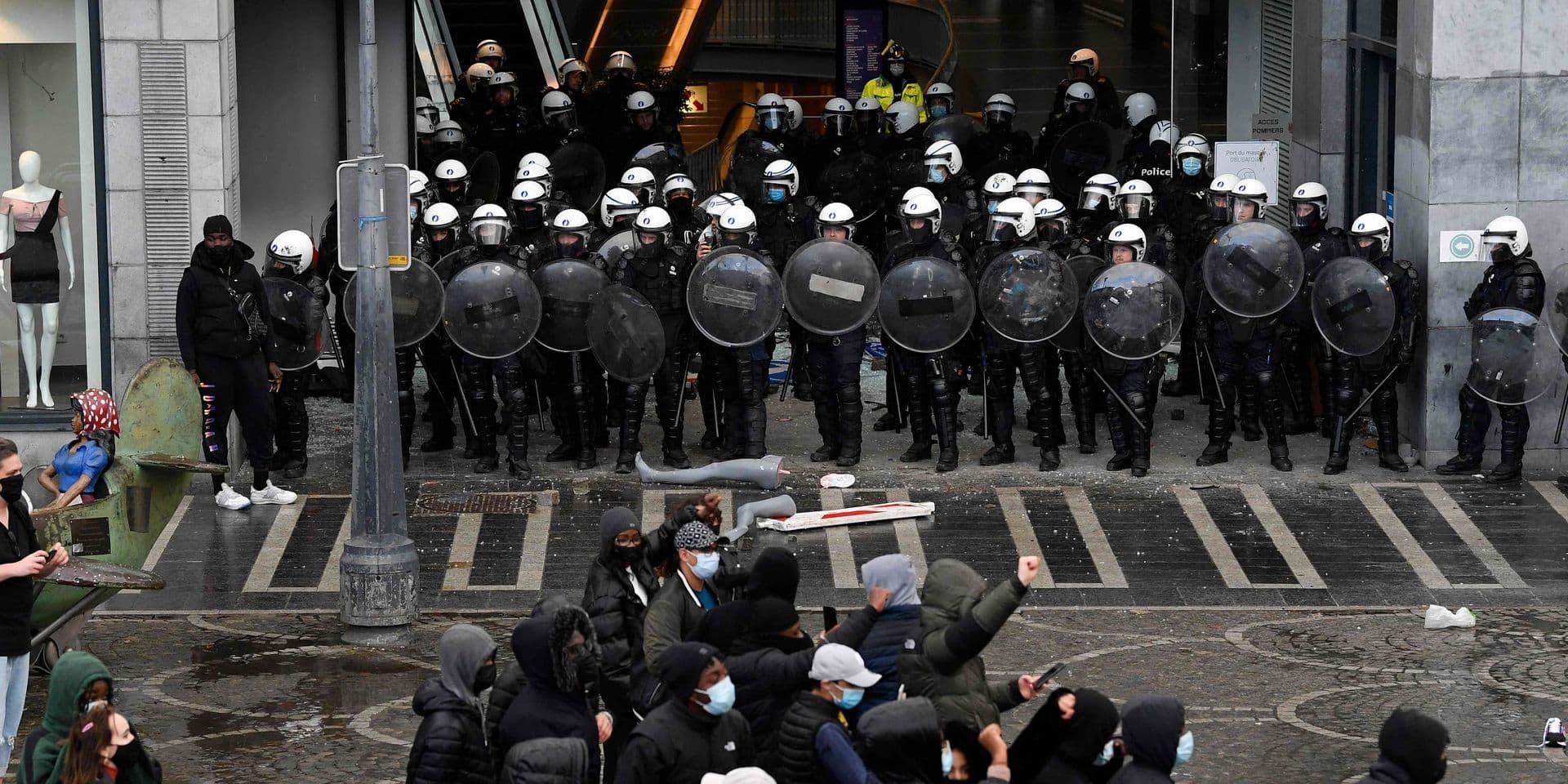De nouvelles émeutes à Liège ce week-end? Des messages circulent sur les réseaux sociaux