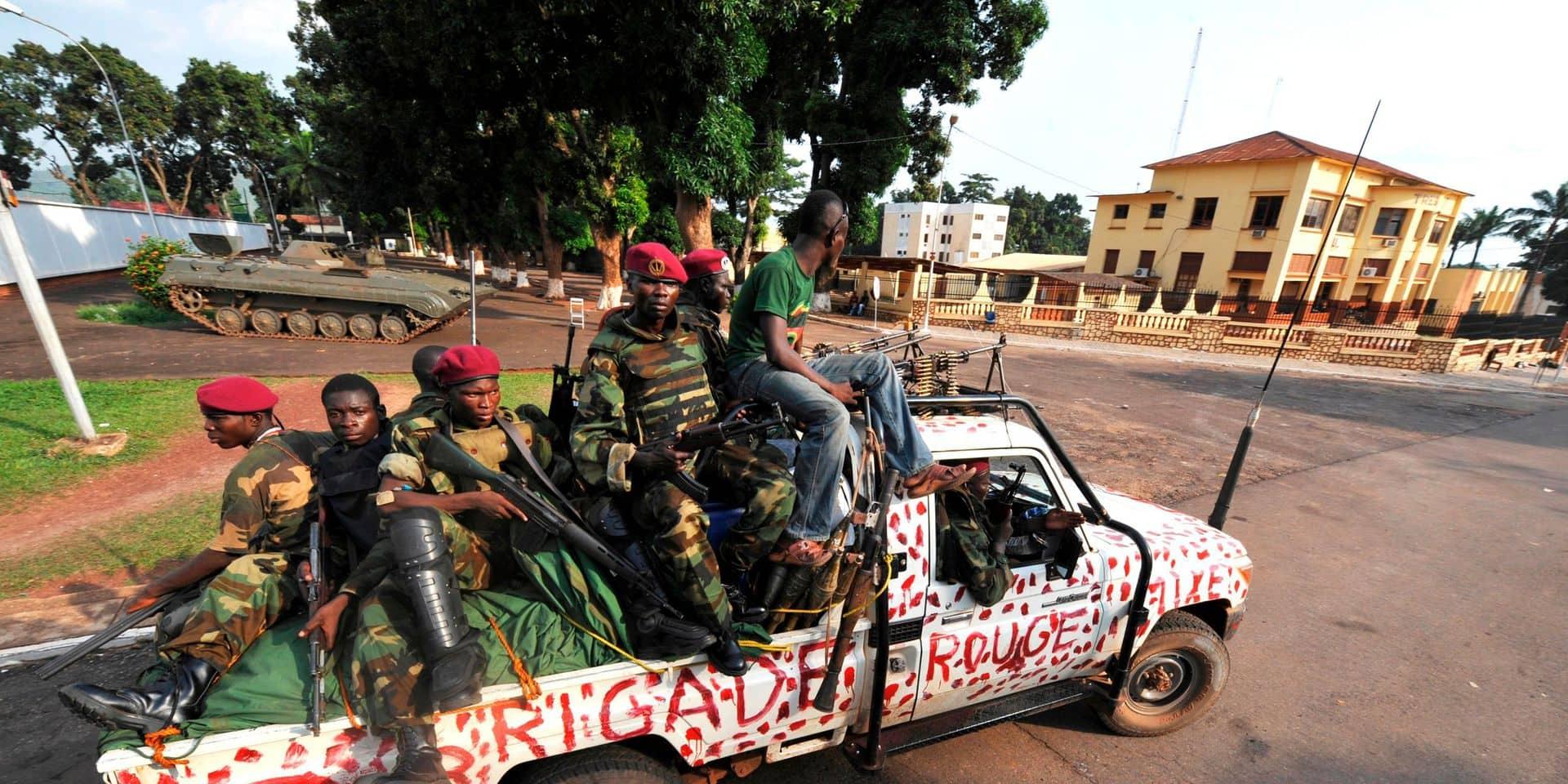 Crimes de guerre en Centrafrique: un ex-officier arrêté et incarcéré en France