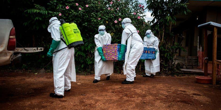 81 morts dans l'Est du pays — Ebola en RDC