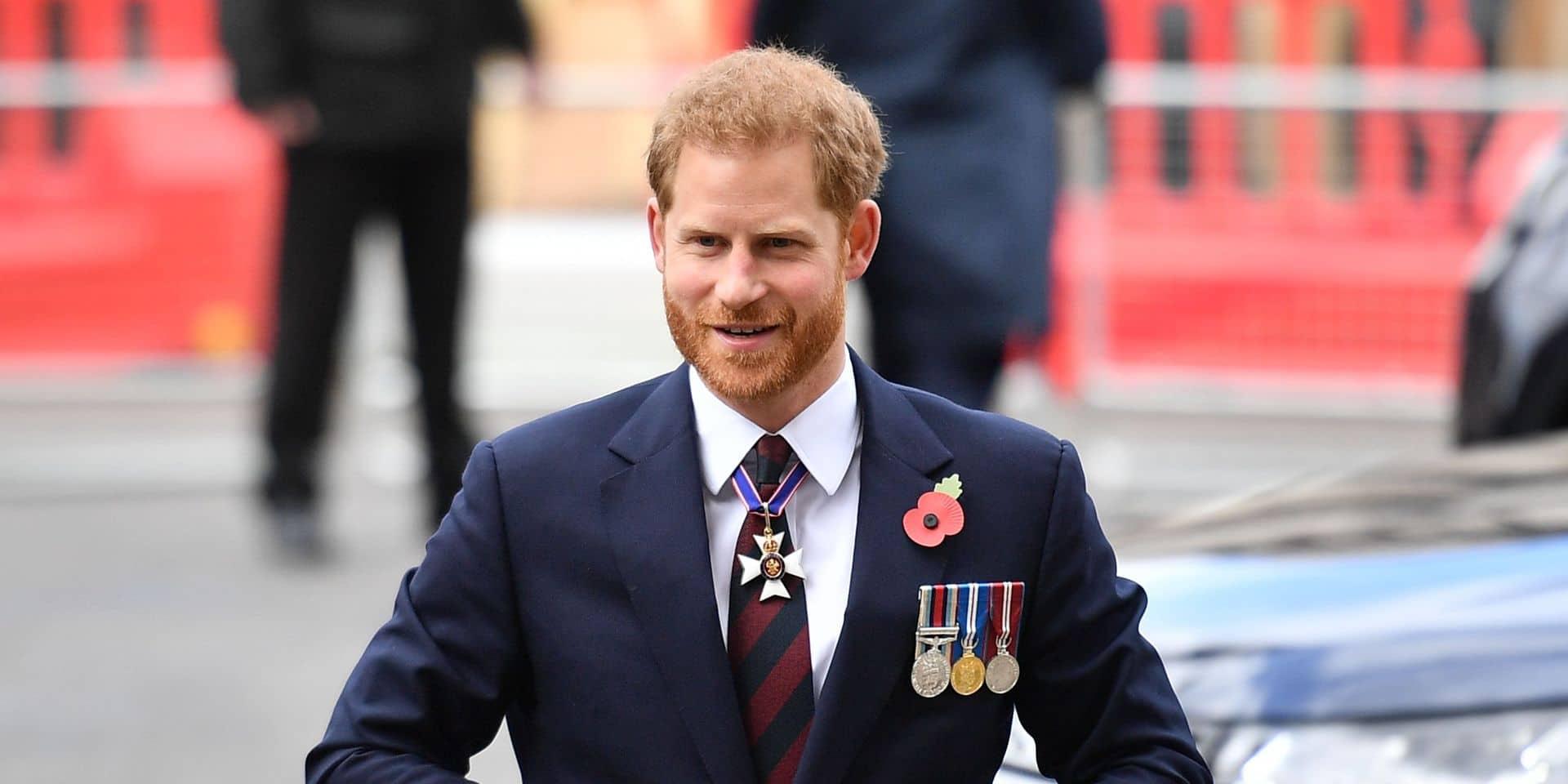 Accusé de snober les Marines, le prince Harry obtient des dommages-intérêts