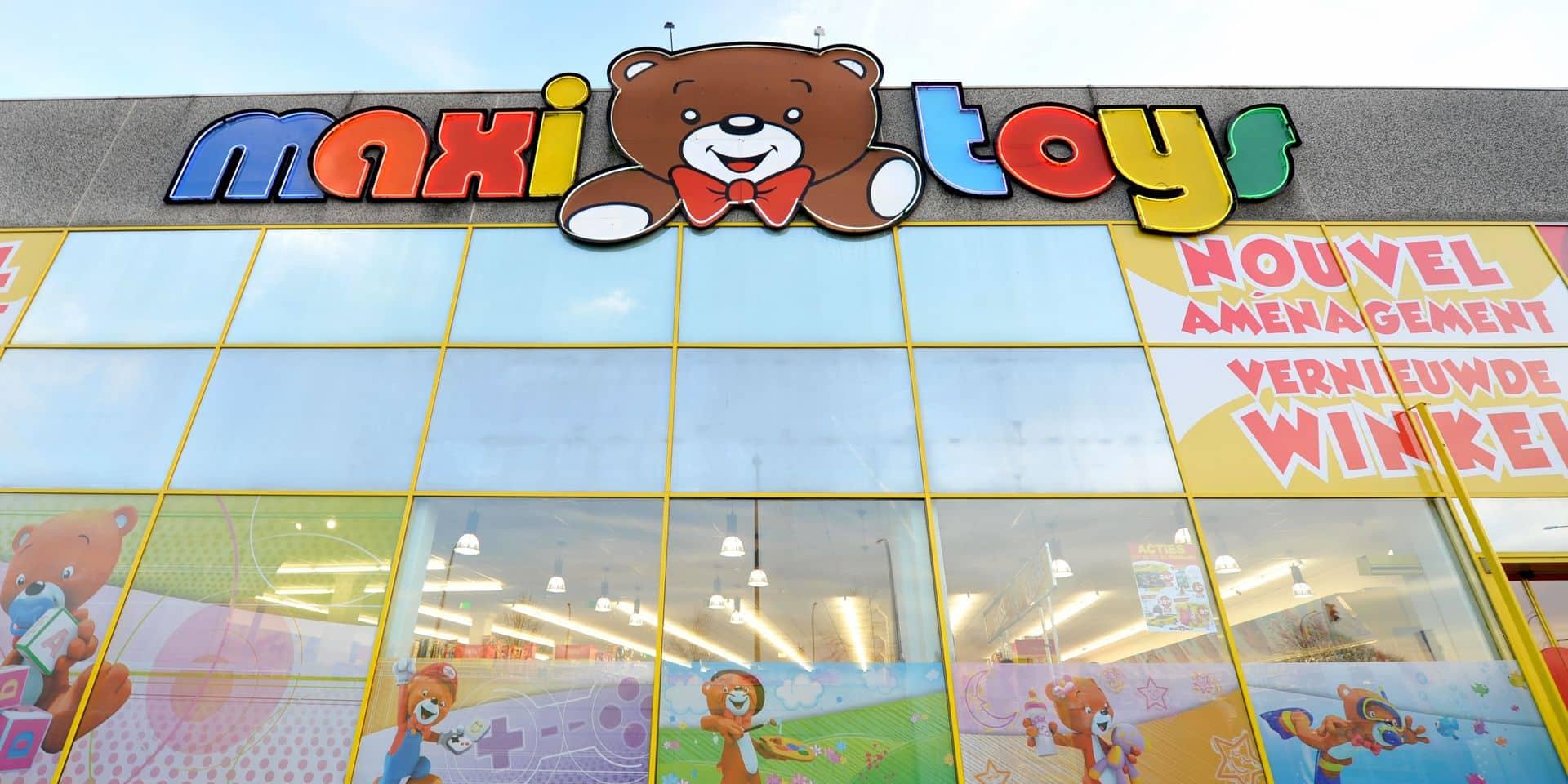 Les magasins de jouets Maxi Toys changent de propriétaire