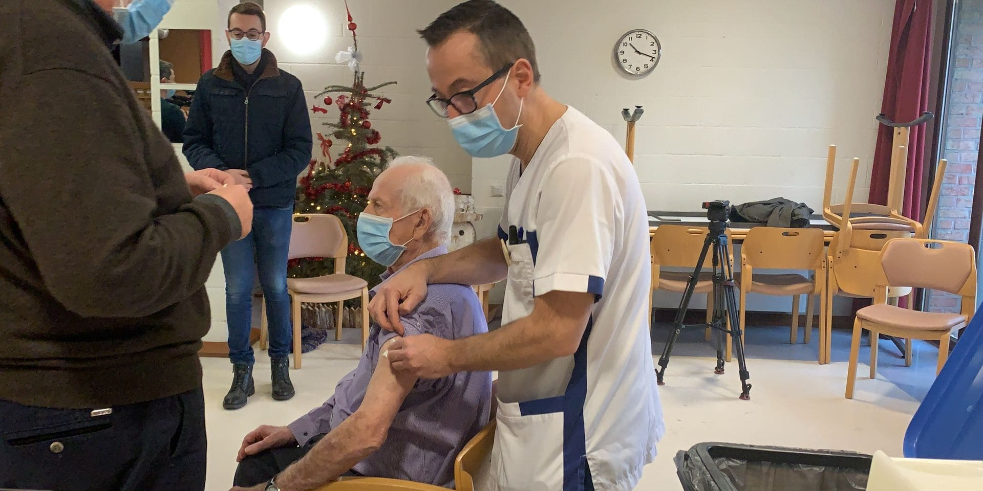 Vingt-quatre résidents des Tayons à Nivelles testés positifs