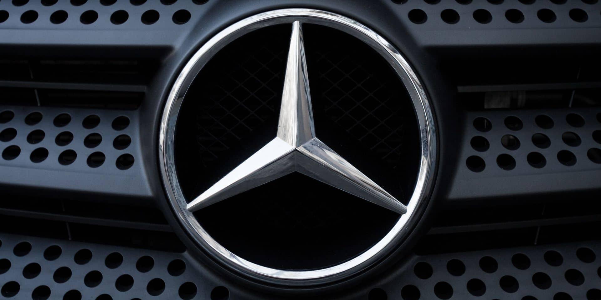 """""""Lors des négociations avec les parties intéressées, l'activité à long terme et la poursuite des activités de Mercedes-Benz sur ces lieux auront la pus haute priorité"""", souligne un porte-parole du groupe automobile."""