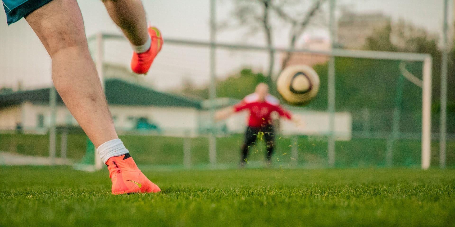 Le foot amateur de la D1 amateurs à la P4 est à l'arrêt!