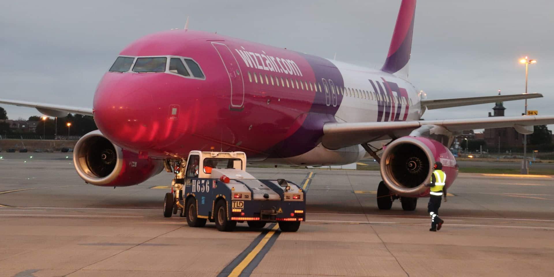 Charleroi-Géorgie, c'est désormais possible avec Wizz Air
