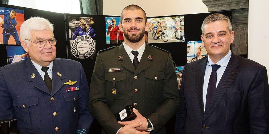 Comme Toma Nikiforov, ils sont athlètes et militaires à la fois - La Libre