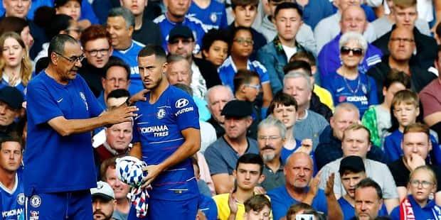 """Eden Hazard: """"Après le Mondial, je voulais partir"""" - La Libre"""