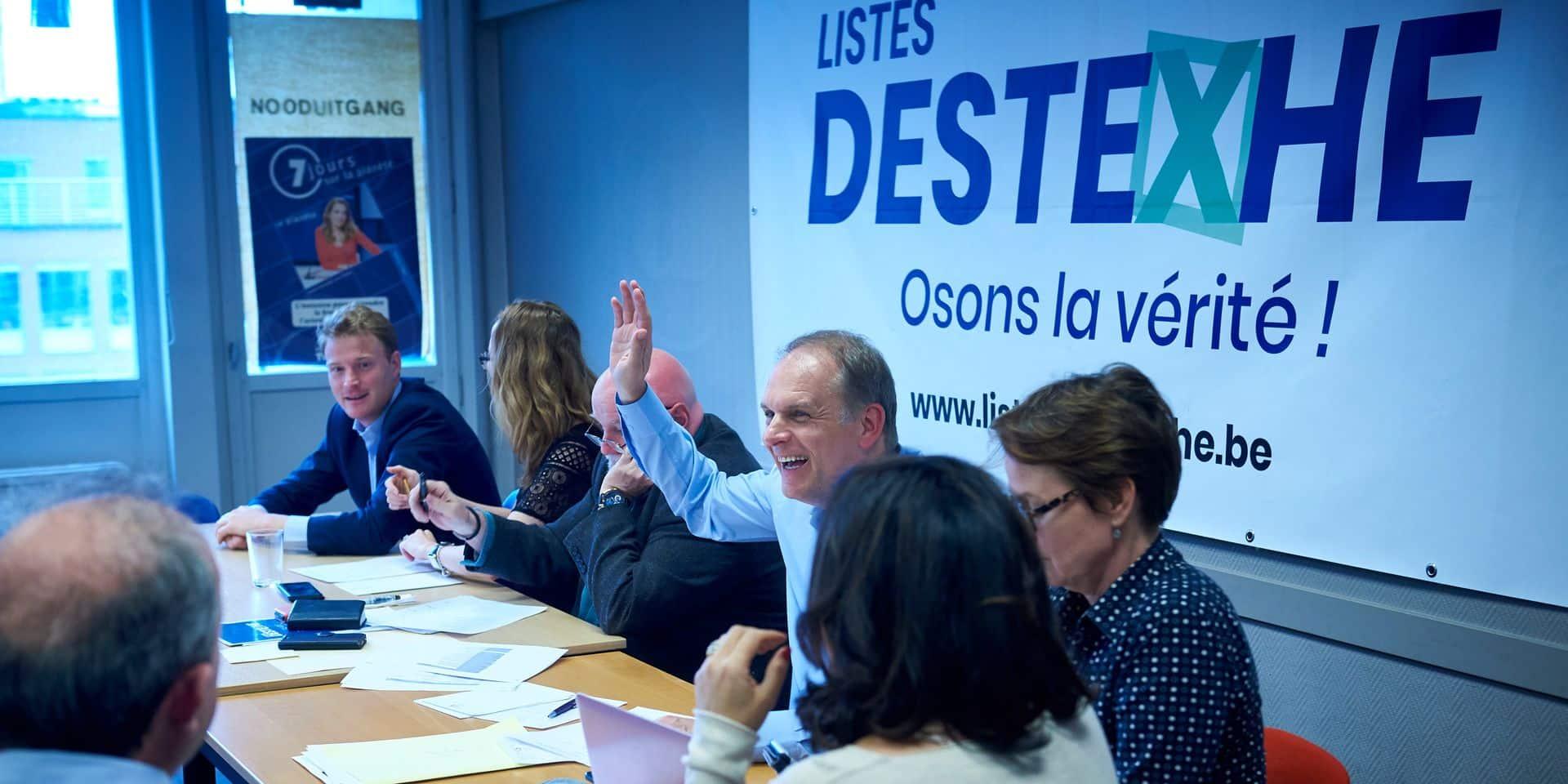 Elections 2019 : Les raisons du fiasco des Listes Destexhe
