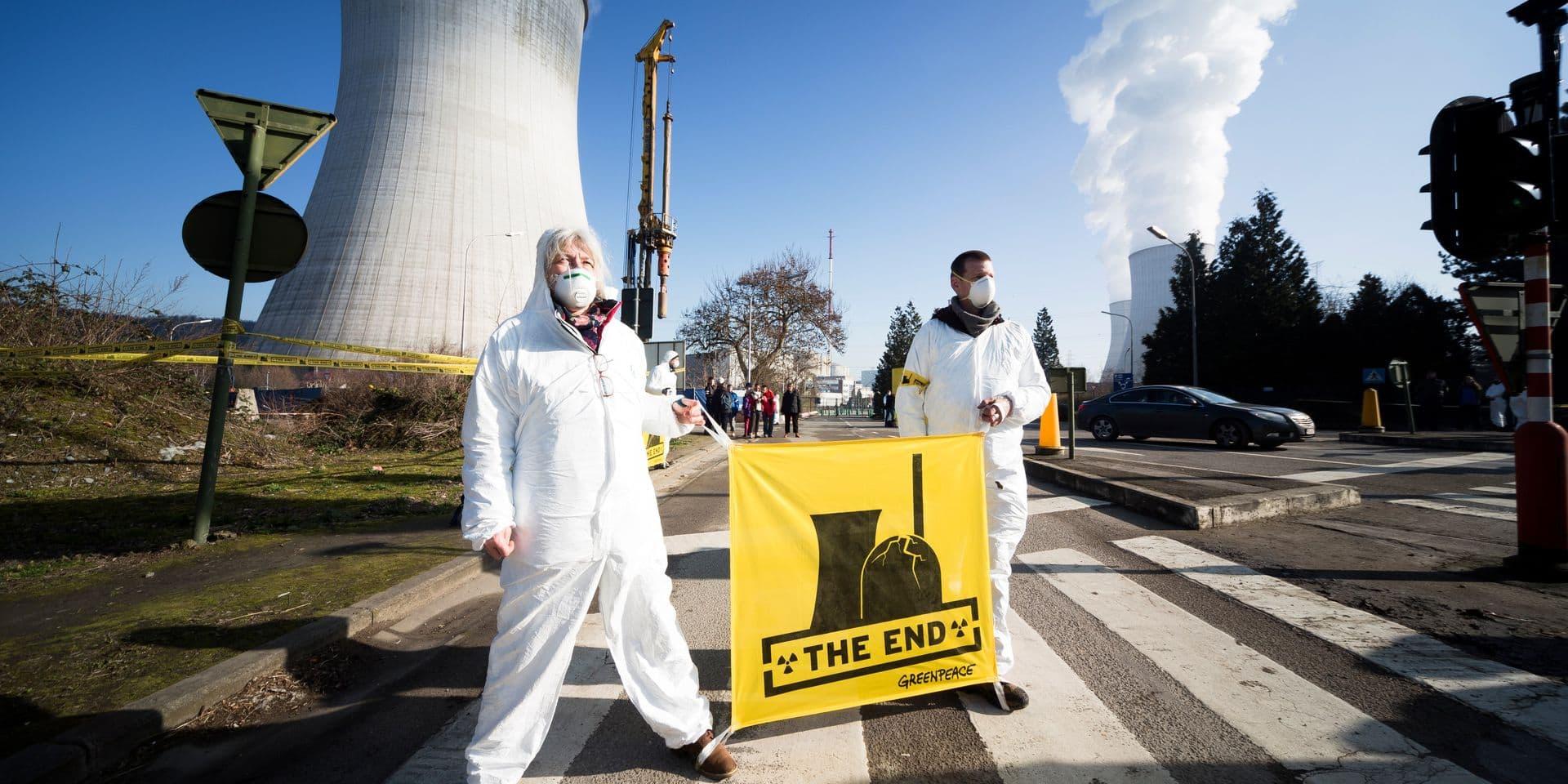 Huy dépendante de la centrale nucléaire ?