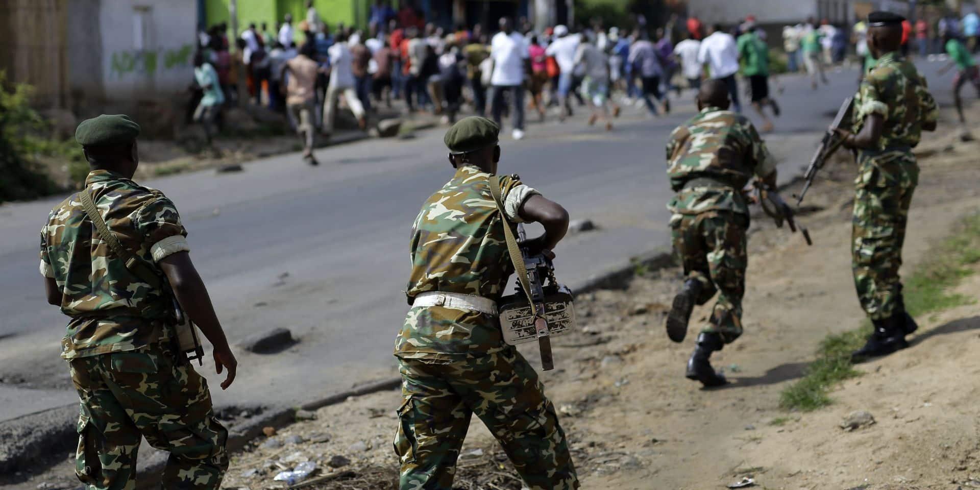 Les relations entre l'UE et le Burundi avaient été suspendues en 2016 en raison de la violence de la répression des opposants burundais à un troisième mandat du président Pierre Nkurunziza