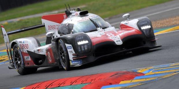 24h du Mans: Alonso et Toyota s'imposent pour la première fois - La Libre