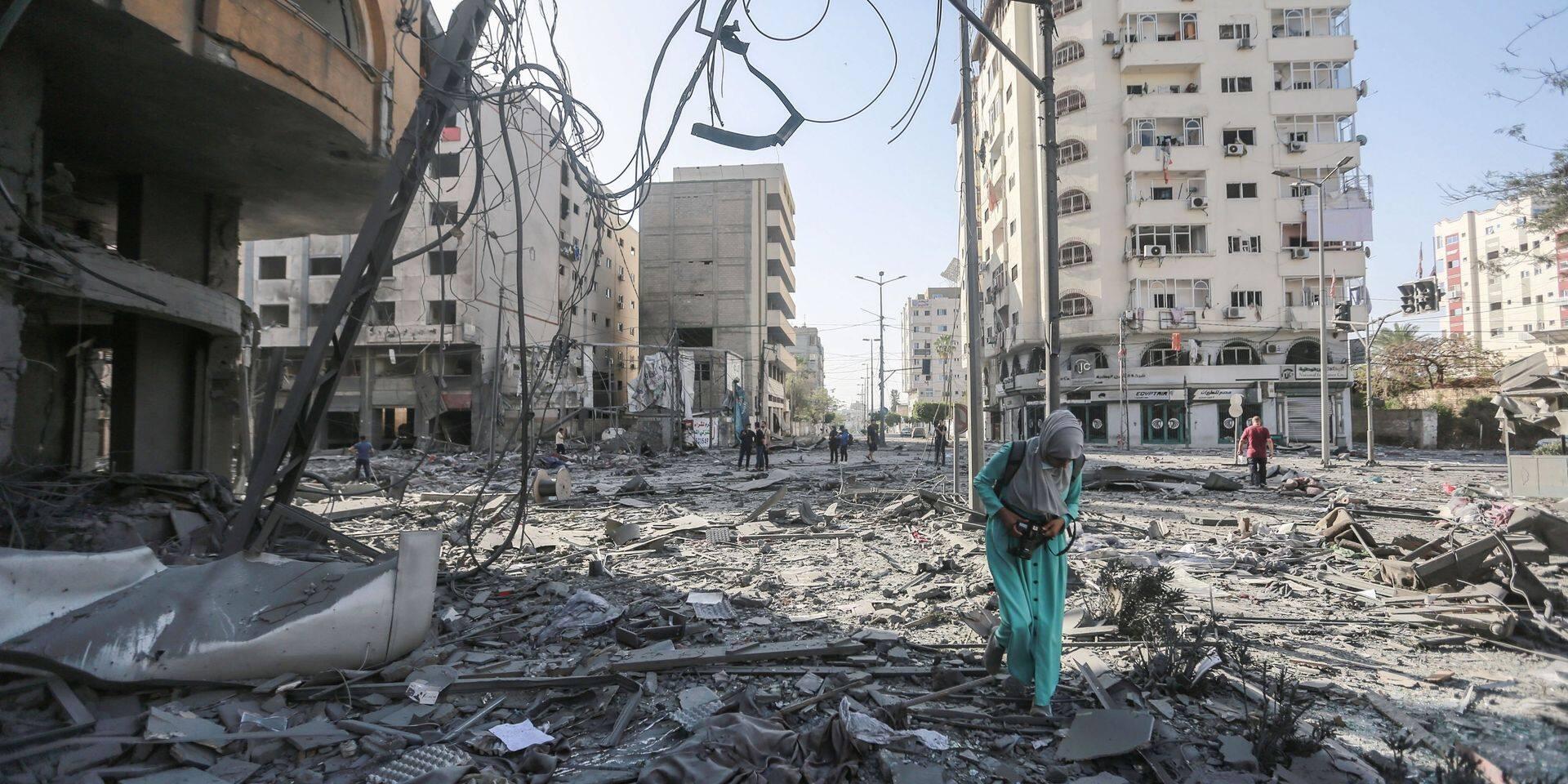 Le Hamas annonce la mort de plusieurs de ses commandants dans des frappes israéliennes