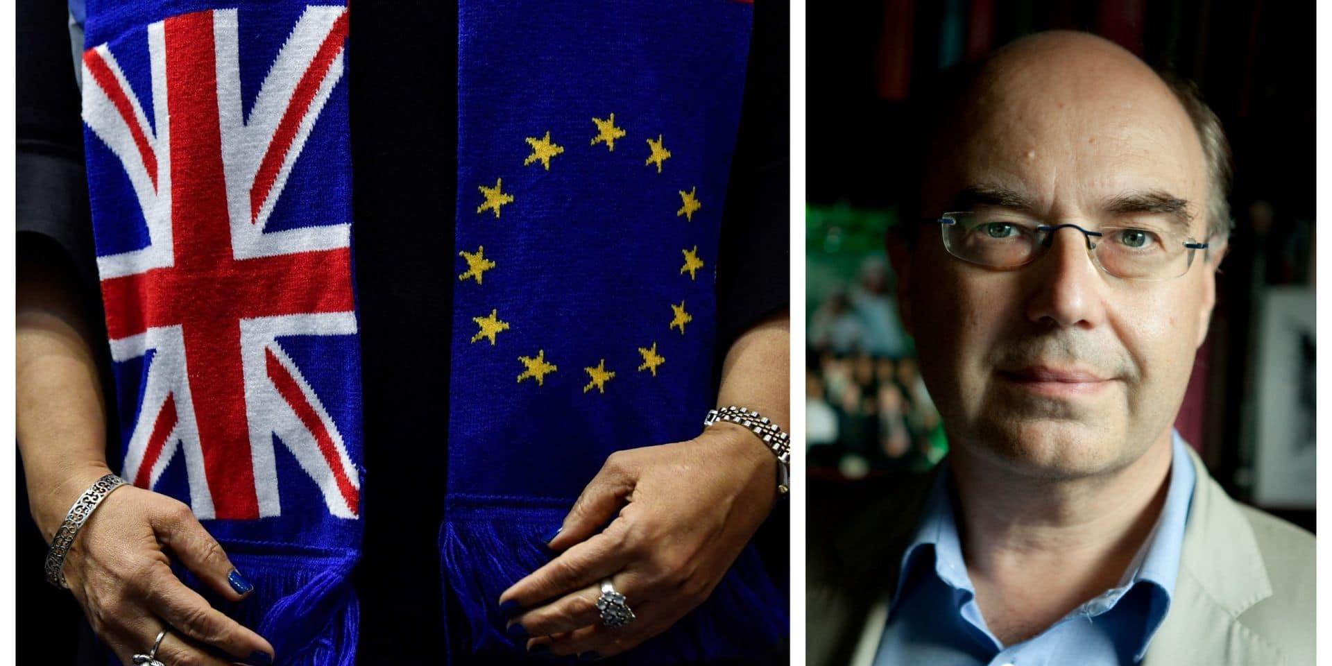 """David Edgerton : """"Depuis des années, les Brexiters basent leur rhétorique sur un fantasme"""""""