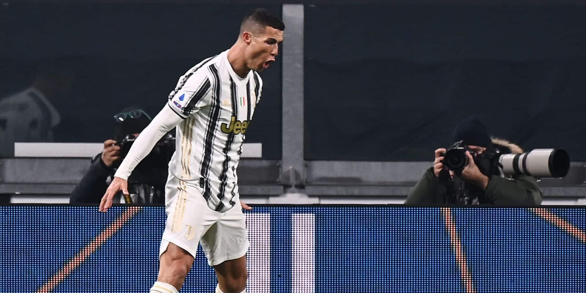 Serie A : la Juventus se relance contre l'Udinese avec un doublé de Ronaldo