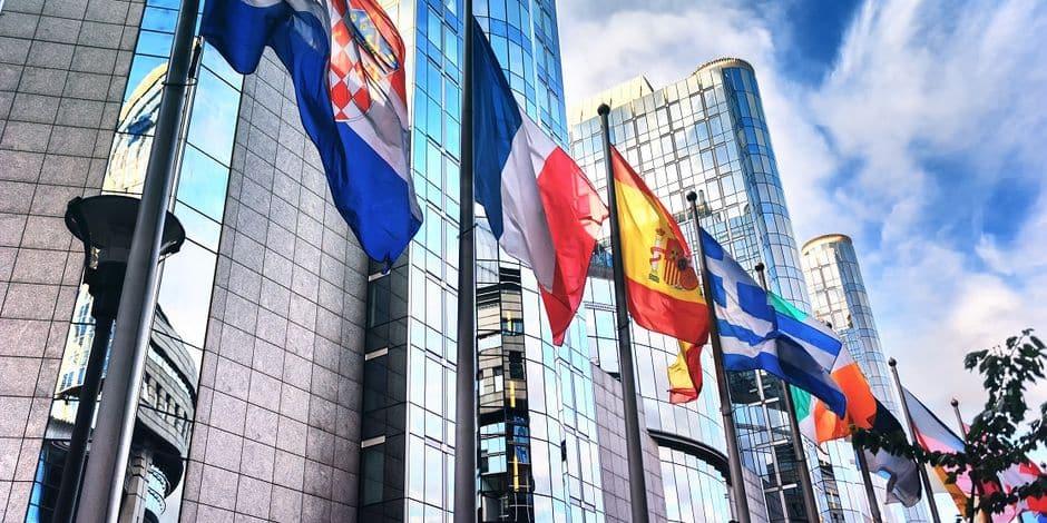 Zone euro: le confinement a continué de peser sur les exportations en juin