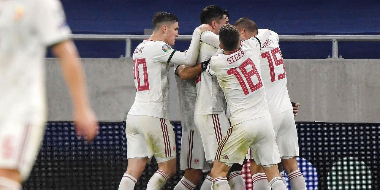 L'Euro 2020 se jouera avec la Macédoine, la Slovaquie, l'Ecosse et la Hongrie