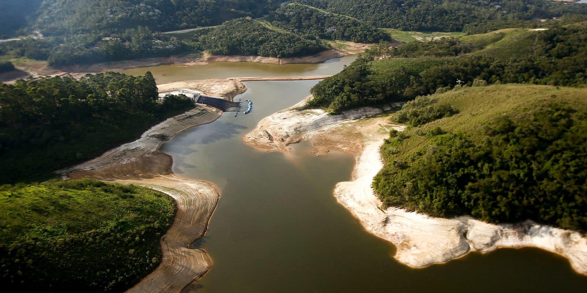 """Le Brésil sous la menace d'une grave sécheresse : """"Nous allons avoir un an et demi ou deux ans de saison sèche"""""""