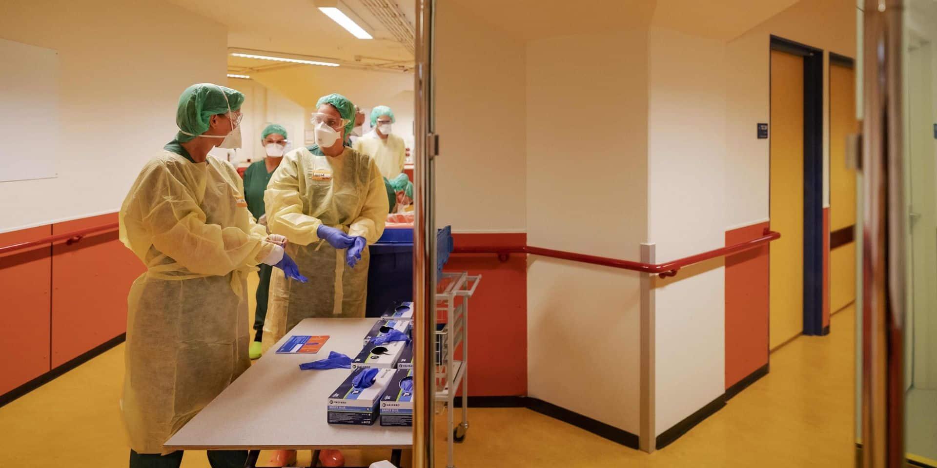 Coronavirus dans le monde: le Royaume-Uni franchit la barre des 10.000 morts