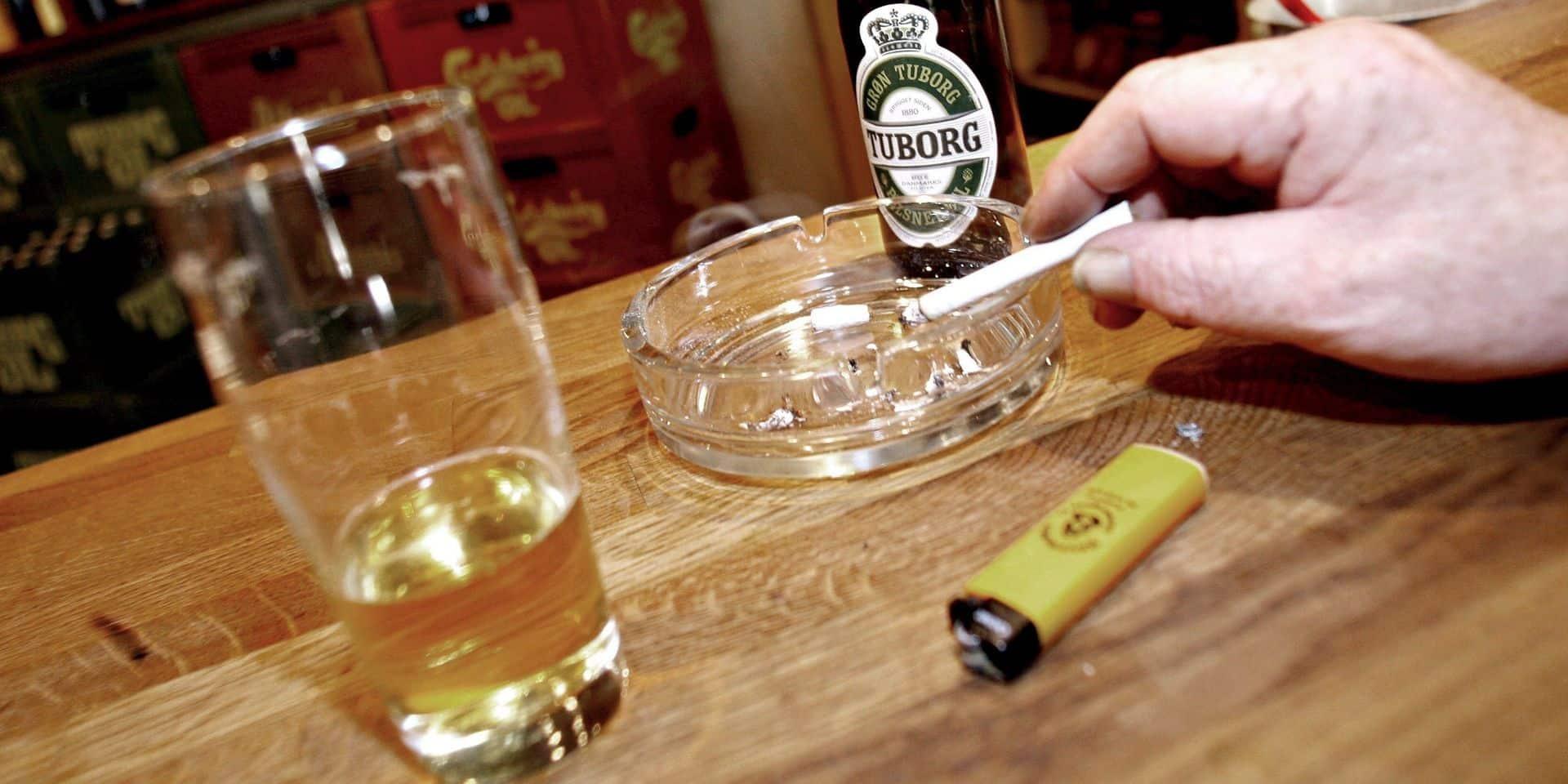 Interdiction de fumer dans les cafés en Wallonie ? Oui, mais...
