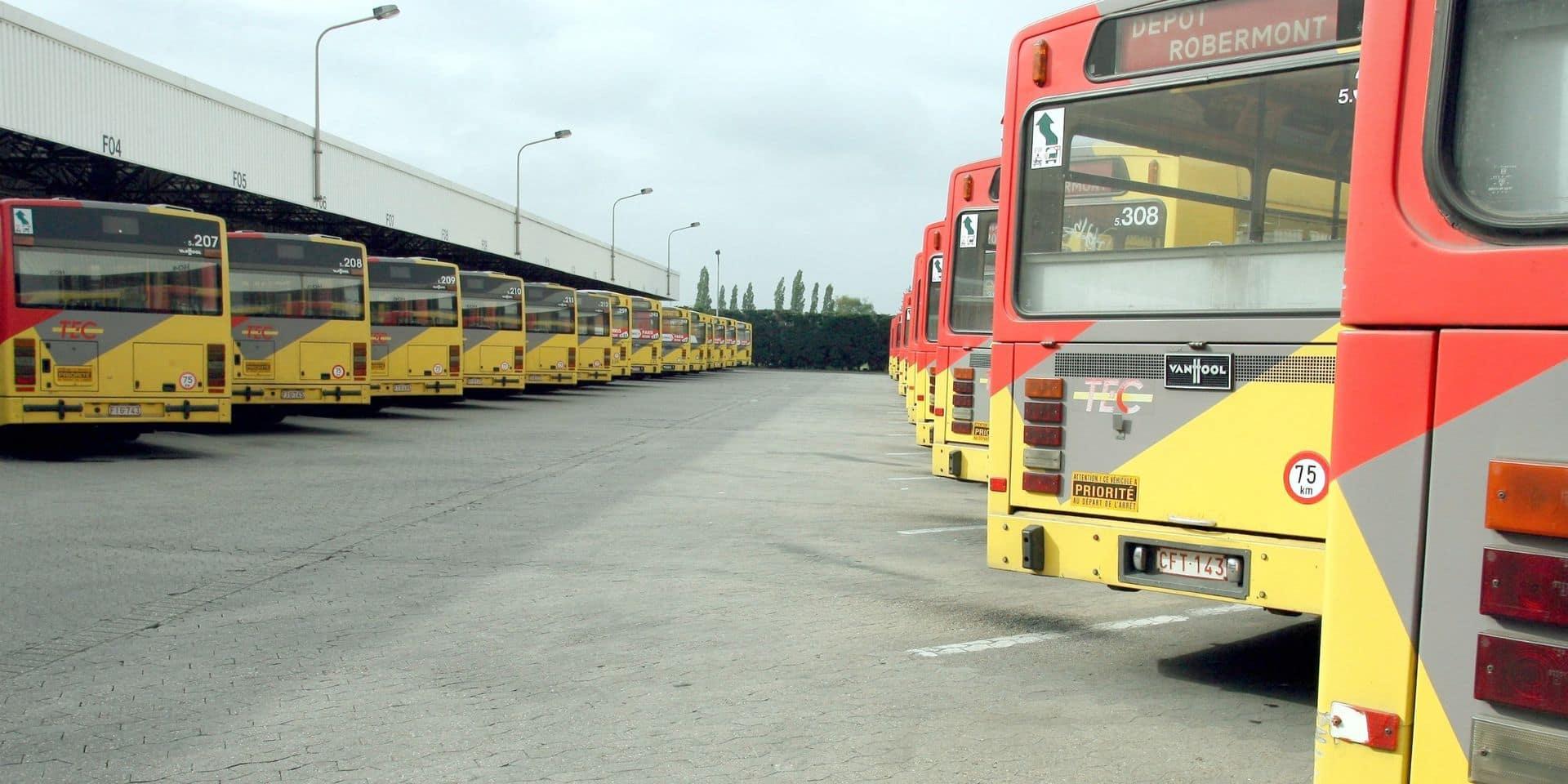 Coronavirus: Les TEC suspendent le transport scolaire à partir de ce mercredi