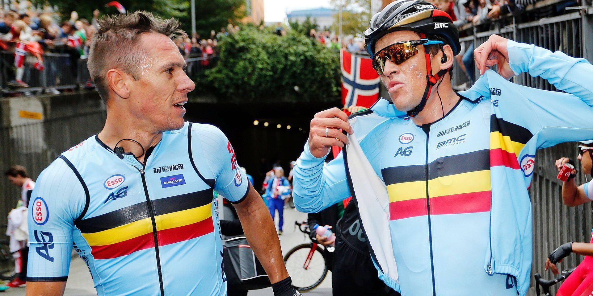 """Rik Verbrugghe: """"Phil et Greg sont un cran au-dessus"""""""