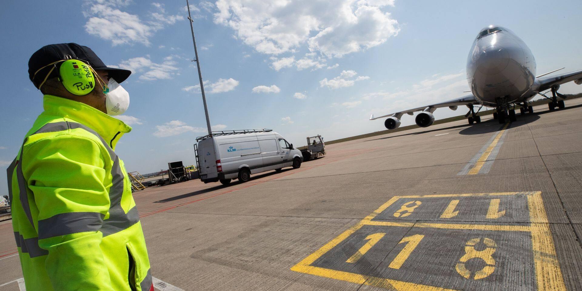 Liege Airport franchit le cap du million de tonnes de marchandises transportées