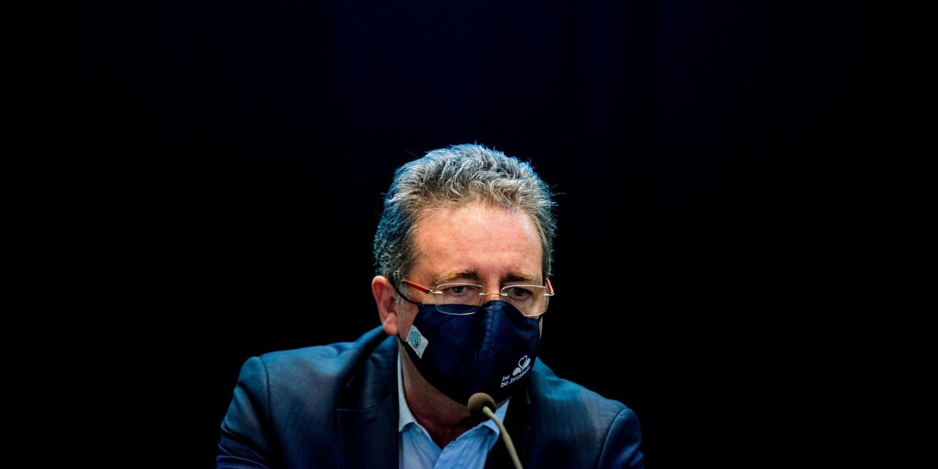 Le centre européen de cybersécurité ne sera pas installé à Bruxelles : la déception de Rudi Vervoort