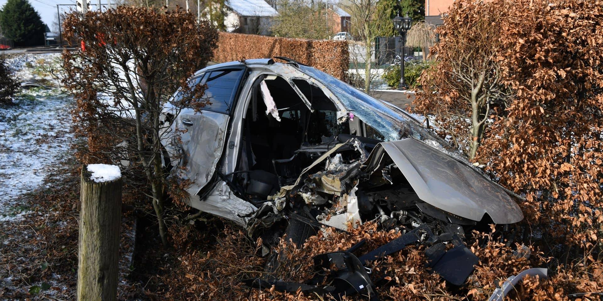 Toujours trop d'accidents sur les routes wallonnes, l'AWSR lance sa nouvelle campagne