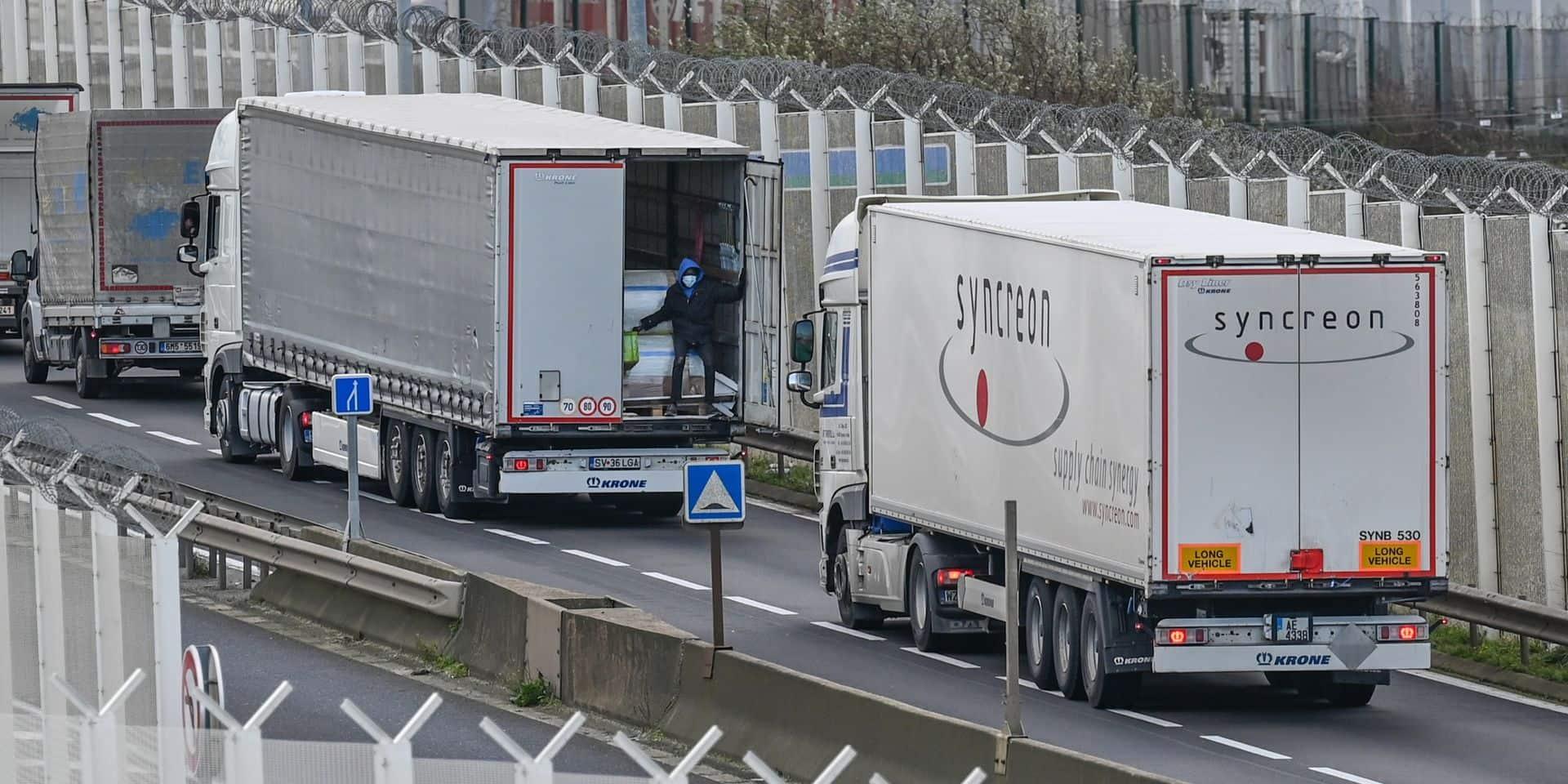 Accord Royaume-Uni/France pour freiner l'immigration clandestine