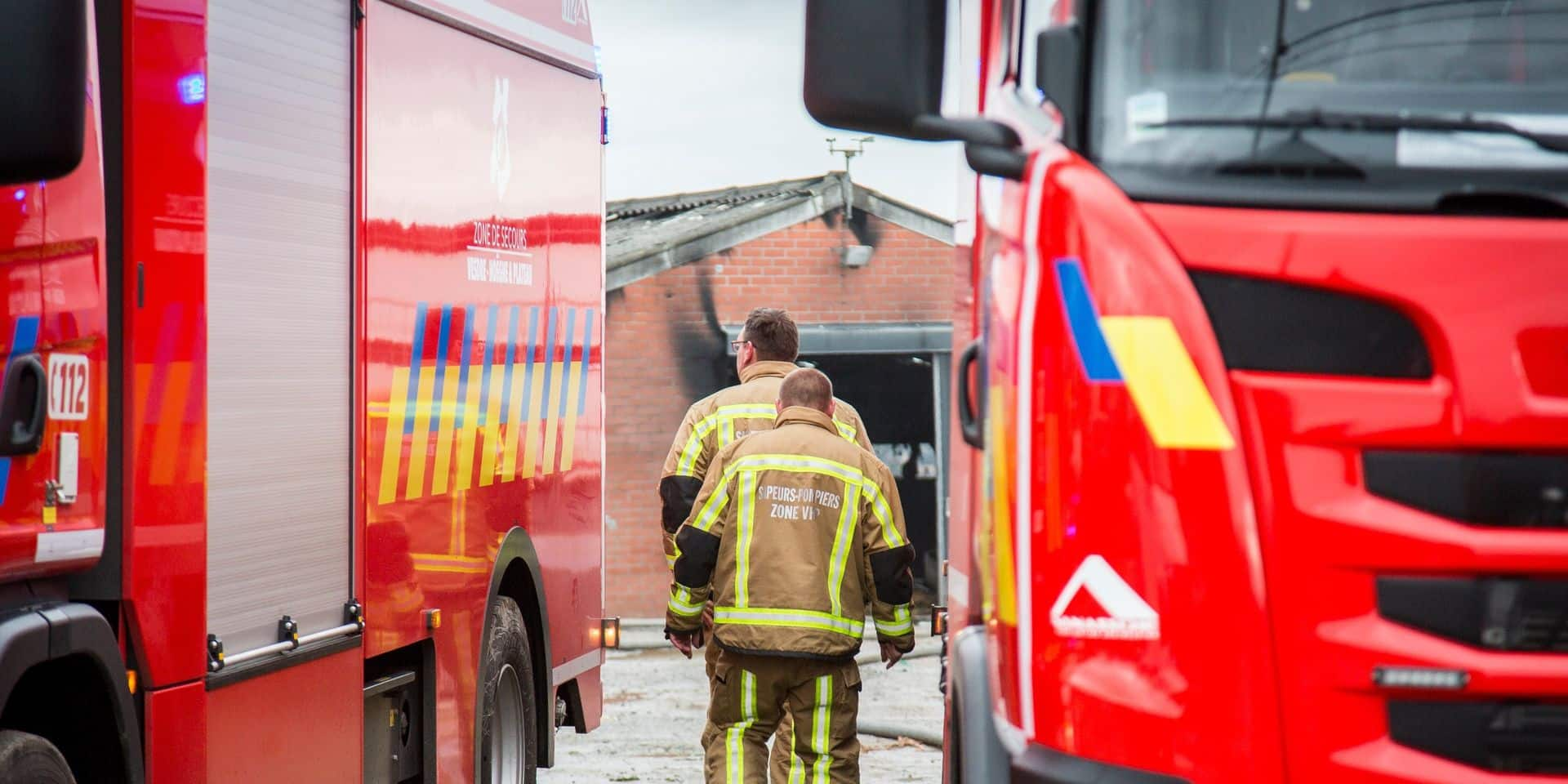 Tempête Ciara: Une cinquantaine d'interventions en cours mardi matin après la tempête en Brabant wallon