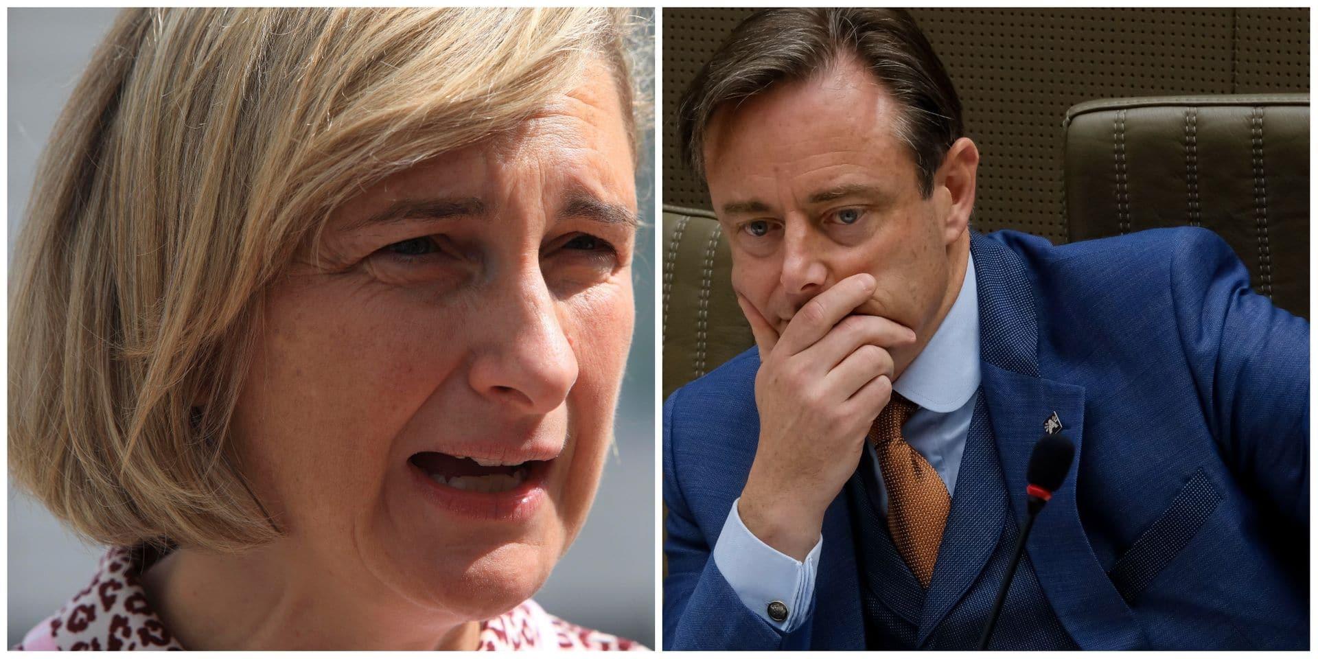 Négociations flamandes: le CD&V veut mettre les bouchées doubles... au grand dam de la N-VA