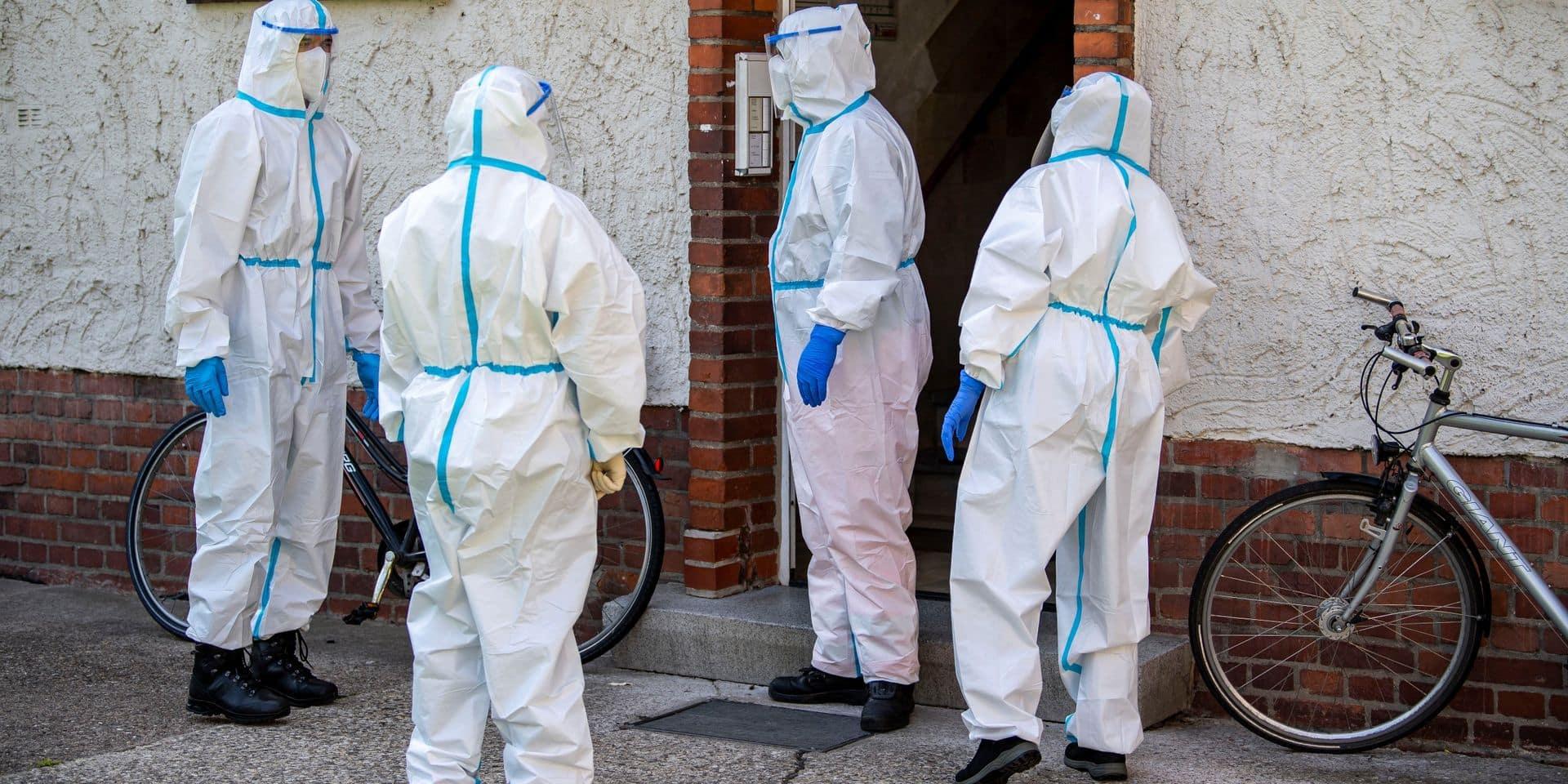 Coronavirus: aucun décès aux Pays-Bas pour la première fois depuis mars, 537 nouveaux cas en Allemagne