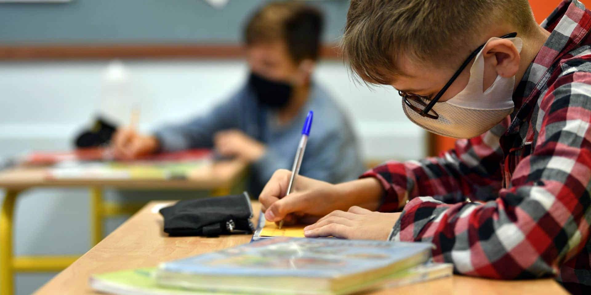 Coronavirus: le nombre de quarantaines a fortement augmenté dans les écoles entre le 1er et le 7 mars