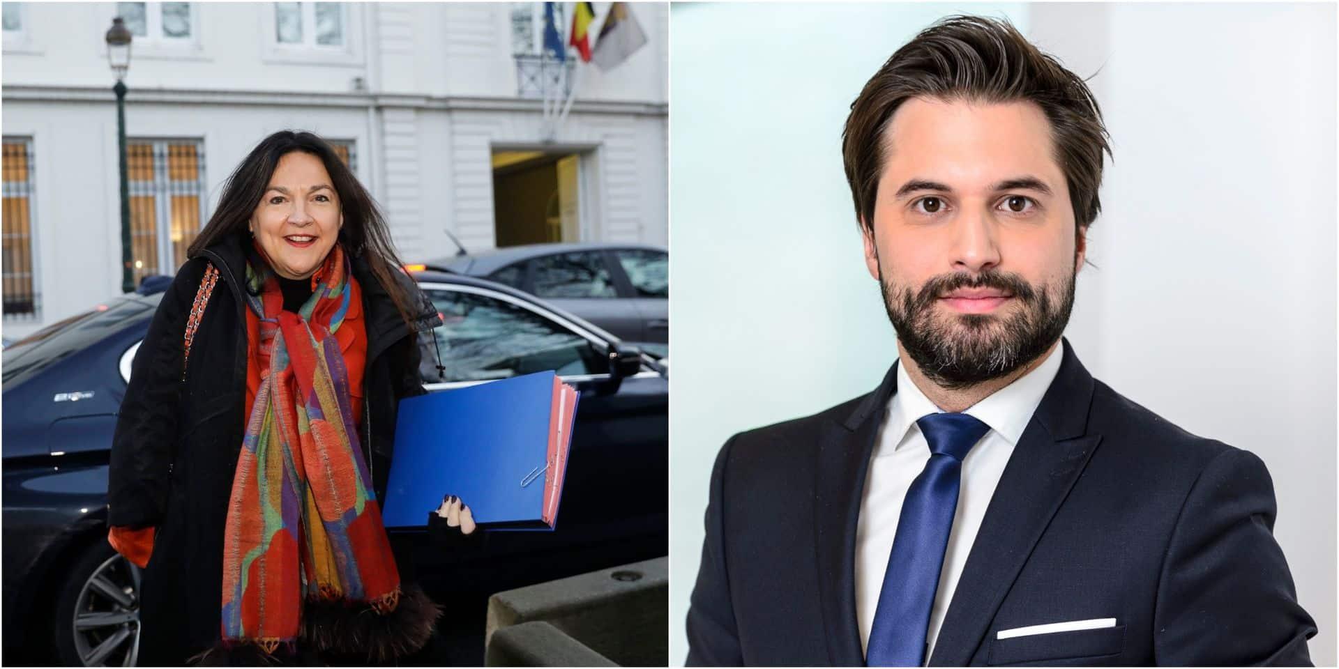 Haie de déshonneur au CHU Saint-Pierre: Georges-Louis Bouchez recadre Marie-Christine Marghem