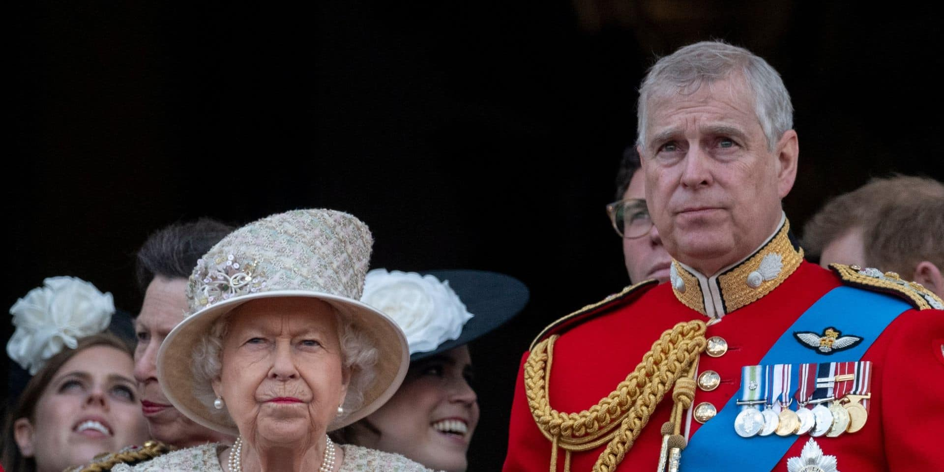 Le prince Andrew fait scandale à cause d'une technique de drague qui enfreint le protocole royal