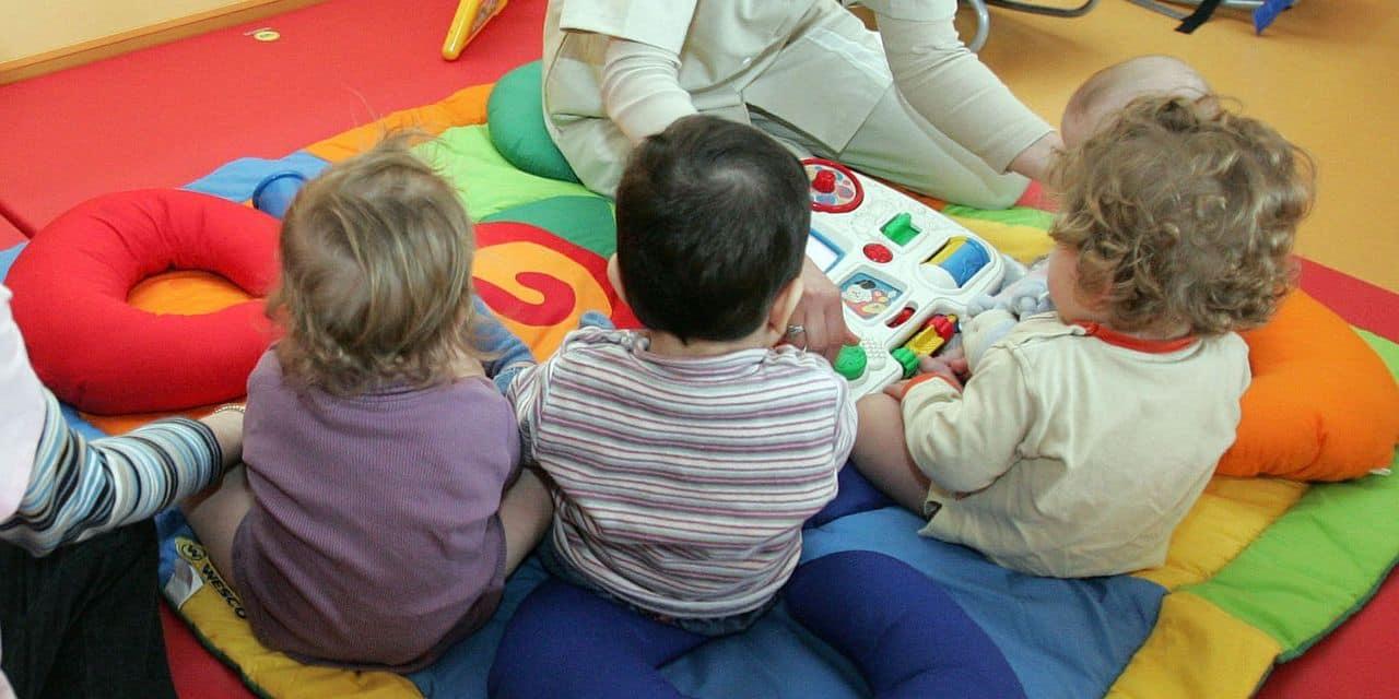 Le secteur de l'Enfance réitère sa demande de moyens suffisants via une journée d'actions