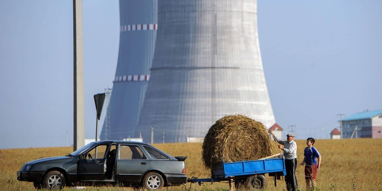 Une semaine après son démarrage, la nouvelle centrale nucléaire bélarusse déjà confrontée à des problèmes techniques