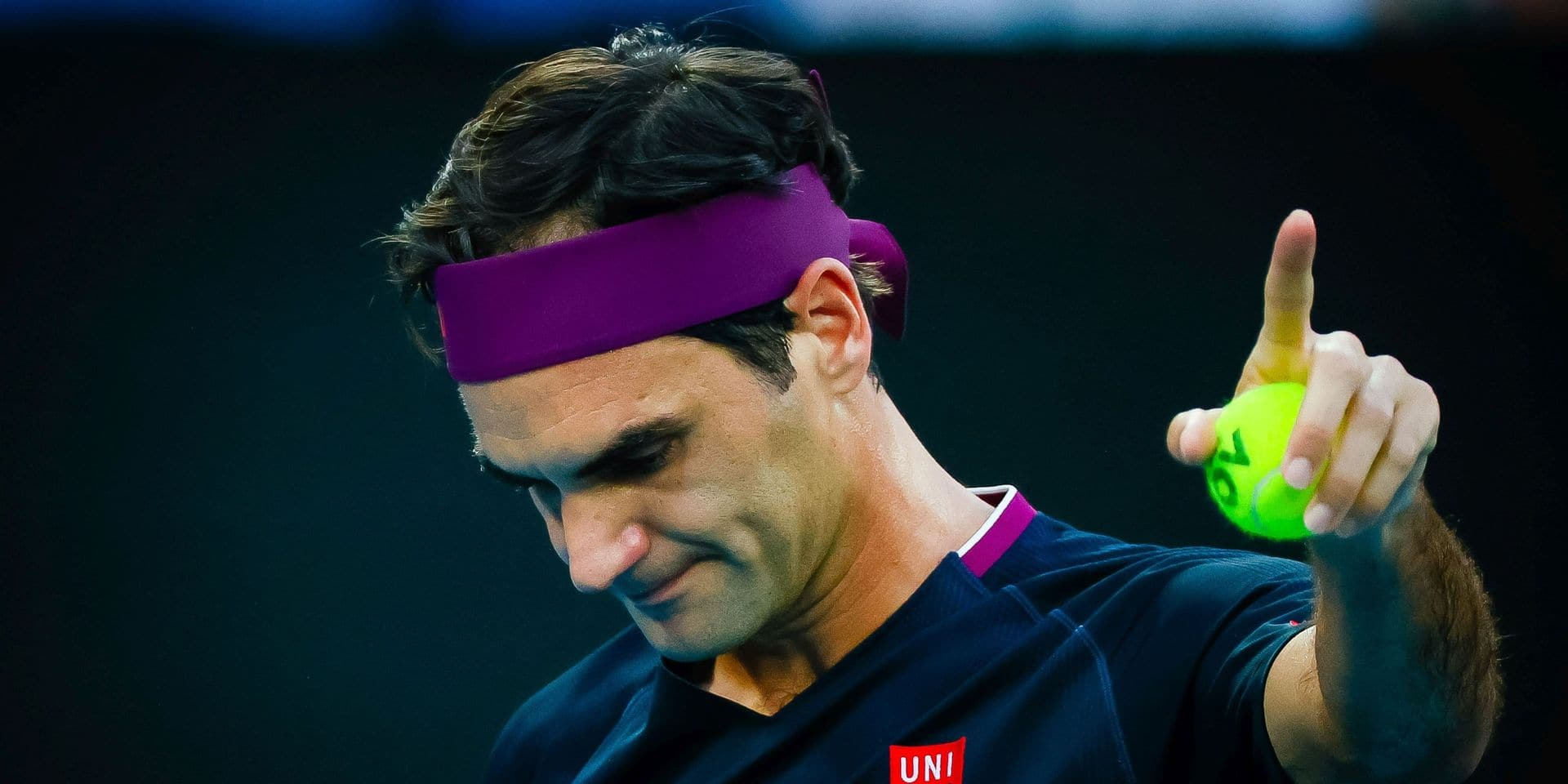 Roger Federer blessé ne reviendra qu'en 2021
