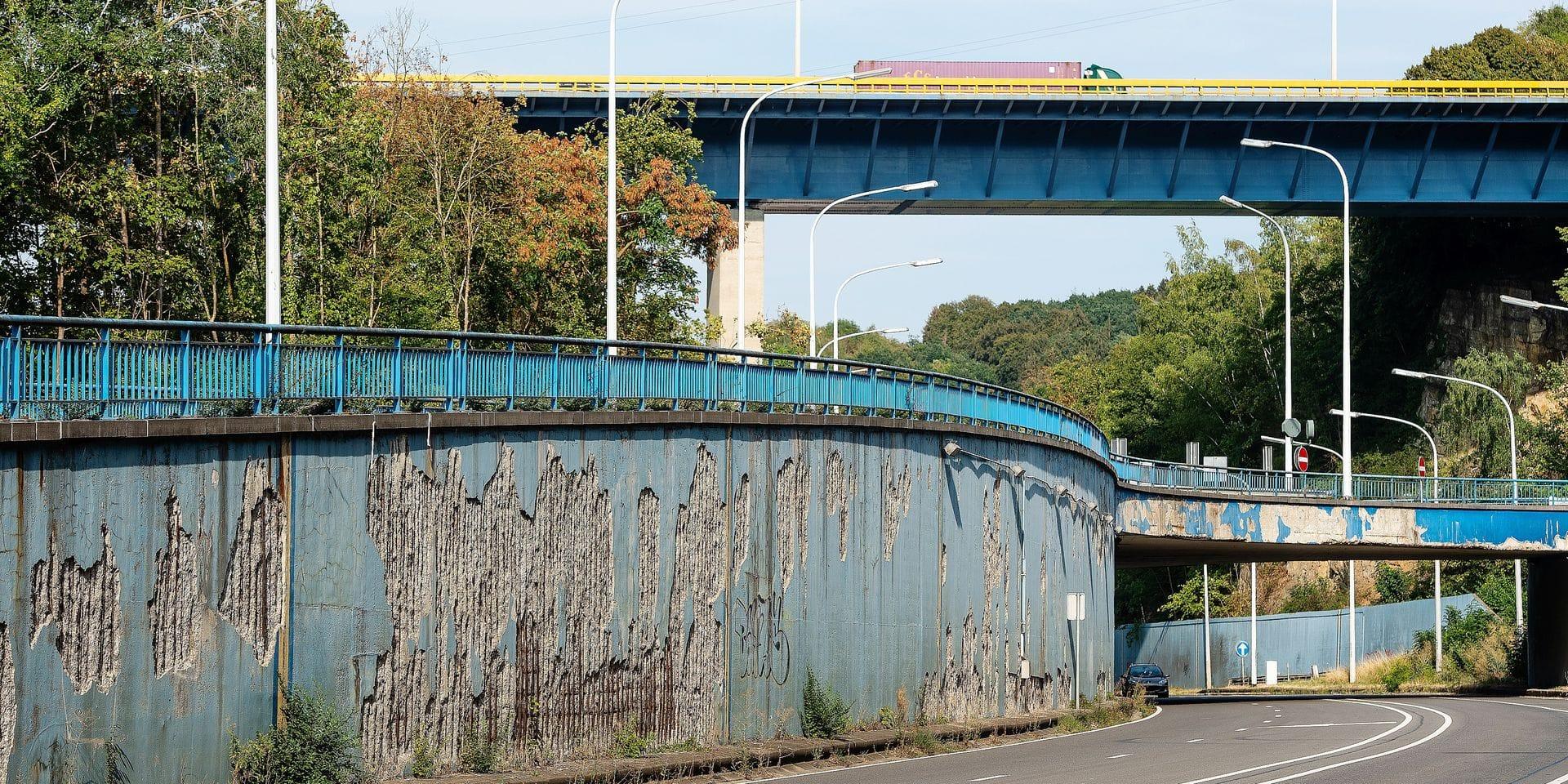 Namur - Viaduc de Beez