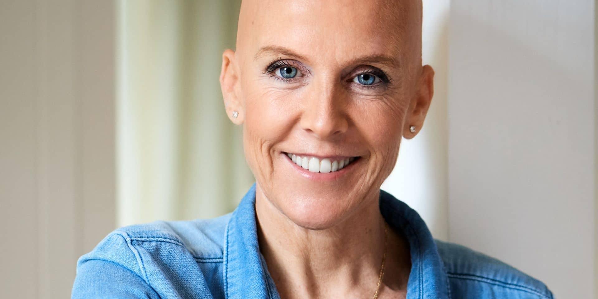 """Dans """"Cancer? Je gère"""", la Belge Delphine Remy se livre sans tabou: """"J'ai donné un sens à la maladie"""""""