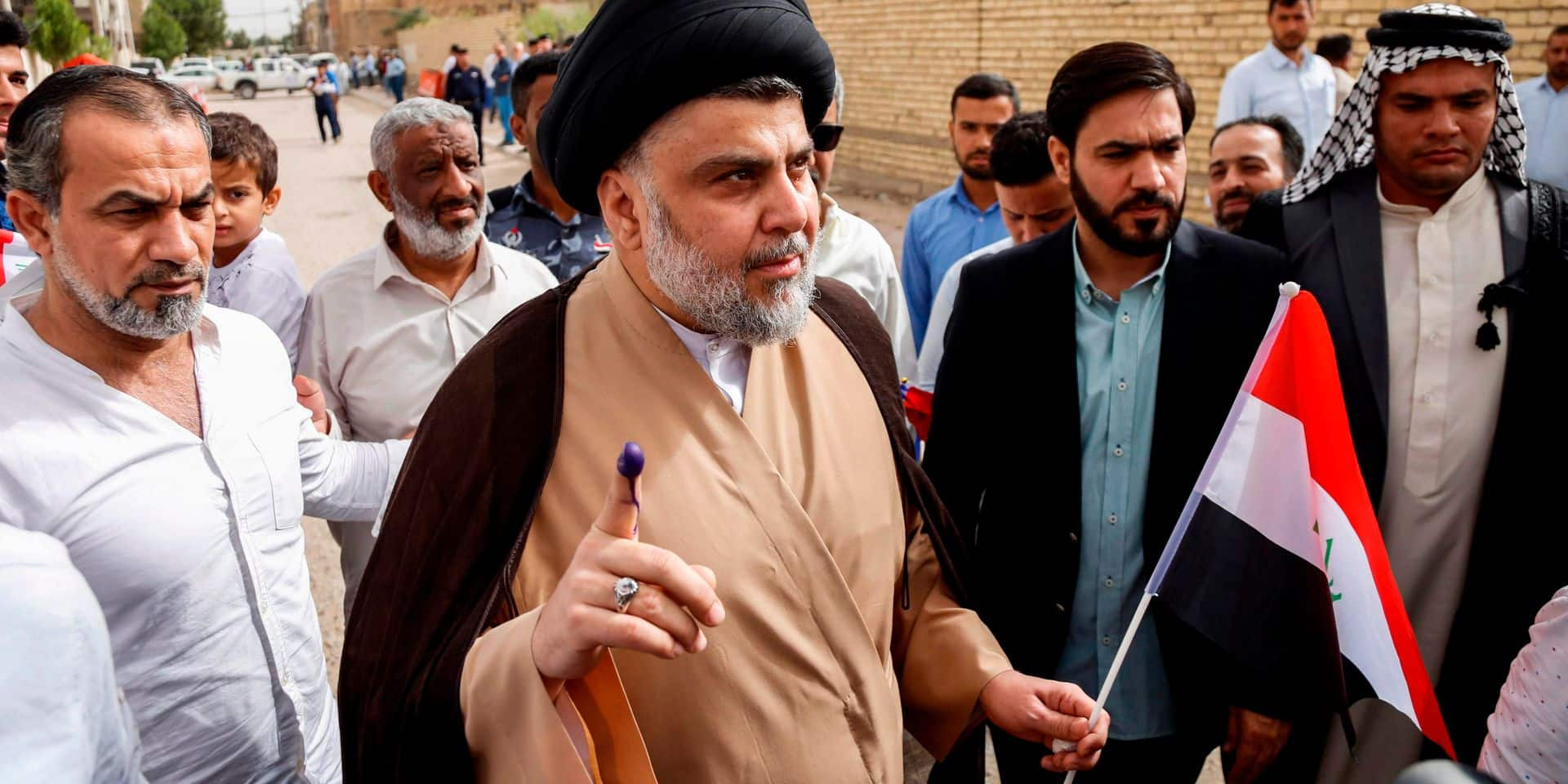 Moqtada Sadr (presque) tout seul contre Téhéran