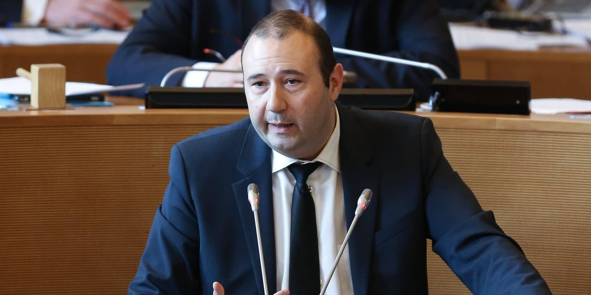"""Interpellé sur l'affaire Nethys, Christophe Collignon réagit: """"Je ne suis ni procureur, ni juge d'instruction"""""""