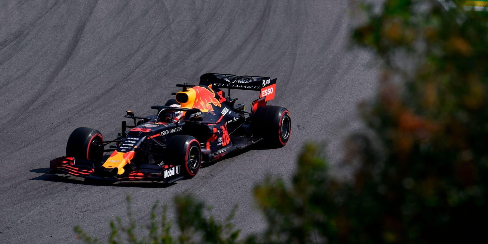 GP du Brésil: Max Verstappen vainqueur, Lewis Hamilton pénalisé après la course