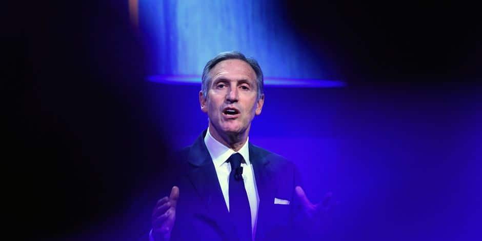 Infos Reuters: Le président de Starbucks, Howard Schultz, prend du champ