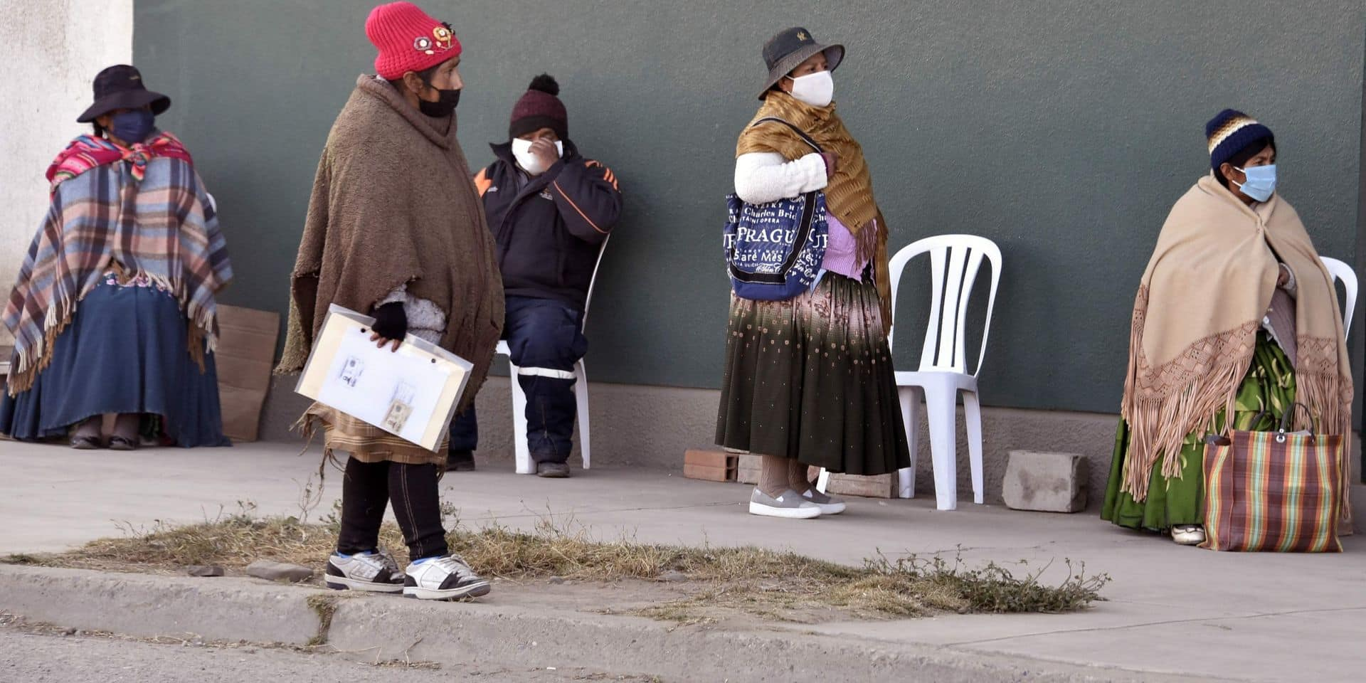 """La Bolivie a trouvé une solution radicale pour faire respecter le confinement: """"Nous ne pouvons plus supporter que des irresponsables mettent en danger la vie des autres"""""""