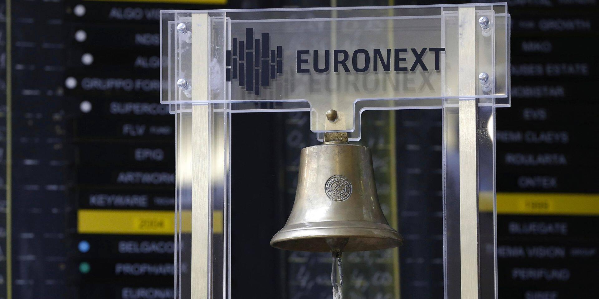 Les Bourses européennes chutent de plus de 2%